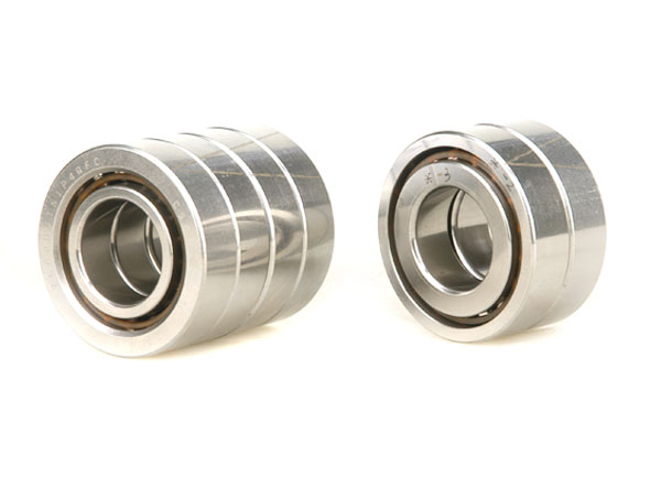 One-way thrust angular contact ball bearings 76 series