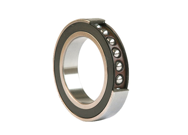 High speed precision angular contact ball bearings